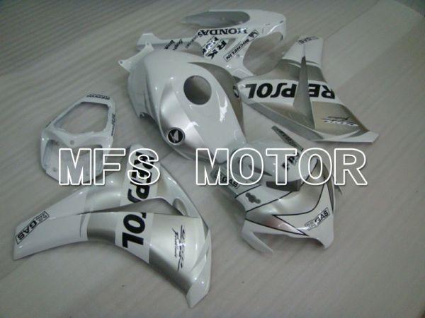 Honda CBR1000RR 2008-2011 Injection ABS Fairing - Repsol - White Silver - MFS2967