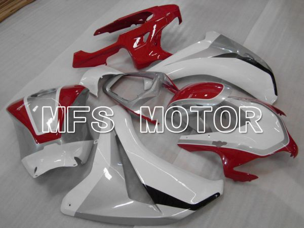 Honda CBR1000RR 2008-2011 Injection ABS Fairing - Factory Style - Red Silver - MFS2973