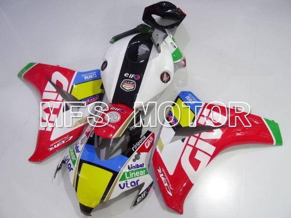 Honda CBR1000RR 2008-2011 Injection ABS Fairing - GIVI - Red White - MFS2991
