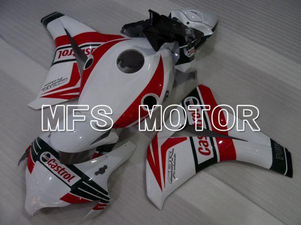 Honda CBR1000RR 2008-2011 Injection ABS Fairing - Castrol - Red White - MFS2992