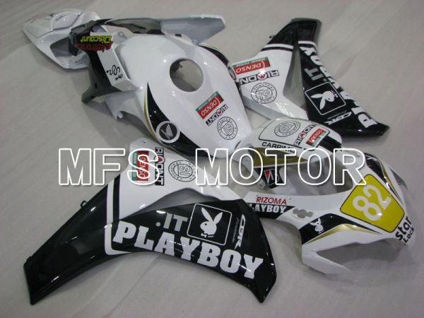 Honda CBR1000RR 2008-2011 Injection ABS Fairing - PlayBoy - Black White - MFS2999