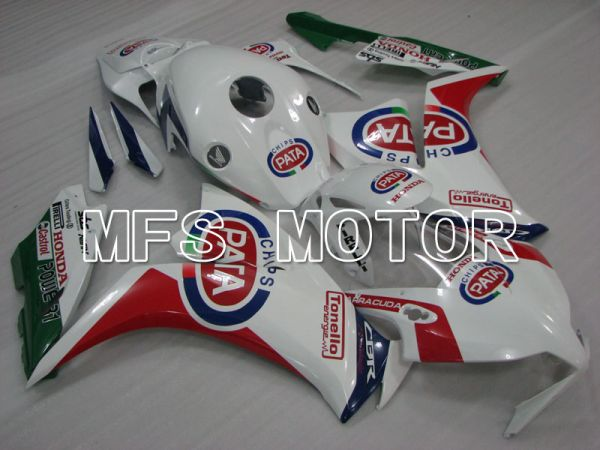 Honda CBR1000RR 2012-2016 Injection ABS Fairing - PATA - Red White - MFS3006