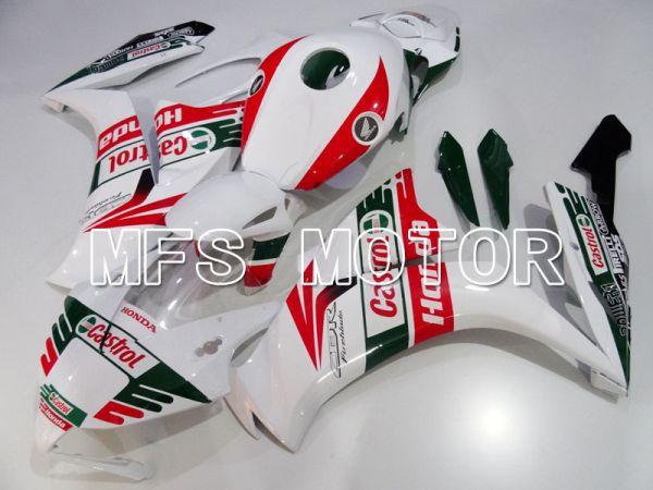 Honda CBR1000RR 2012-2016 Injection ABS Fairing - Castrol - Red White - MFS3014