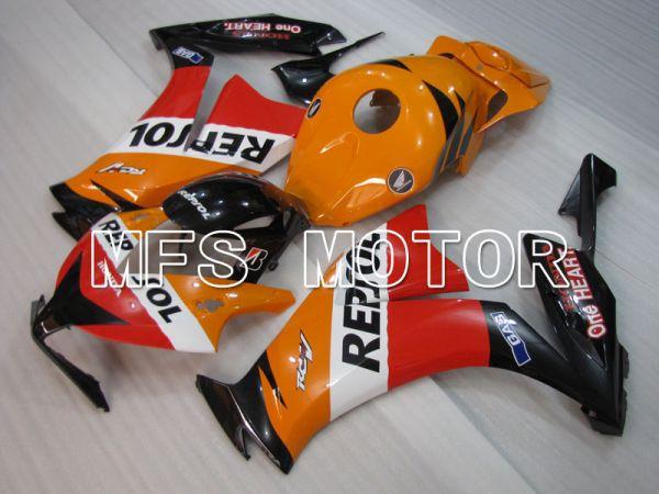 Honda CBR1000RR 2012-2016 Injection ABS Fairing - Repsol - Black Orange Red - MFS3016