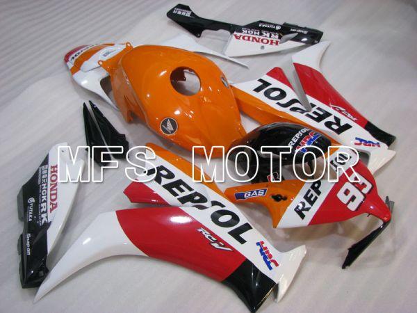 Honda CBR1000RR 2012-2016 Injection ABS Fairing - Repsol - White Orange Red - MFS3018
