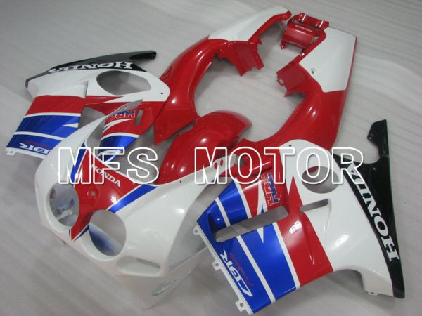 Honda CBR250RR 1988-1989 Injection ABS Fairing - HRC - Blue Red White - MFS3022