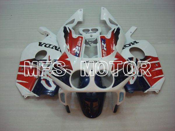 Honda CBR250RR 1990-1994 Injection ABS Fairing - Factory Style - Red White - MFS3029