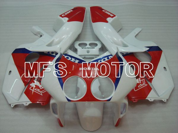 Honda CBR250RR 1990-1994 Injection ABS Fairing - Factory Style - Red White - MFS3032