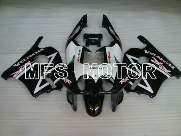 Honda CBR250RR 1990-1994 Injection ABS Fairing - Factory Style - Black White - MFS3033
