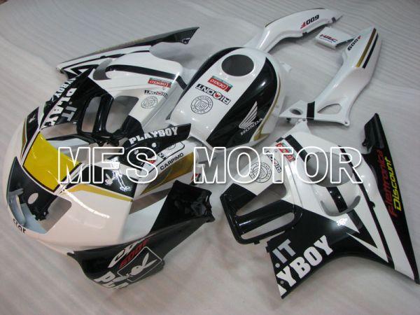 Honda CBR600 F3 1995-1996 Injection ABS Fairing - PlayBoy - Black White - MFS3039