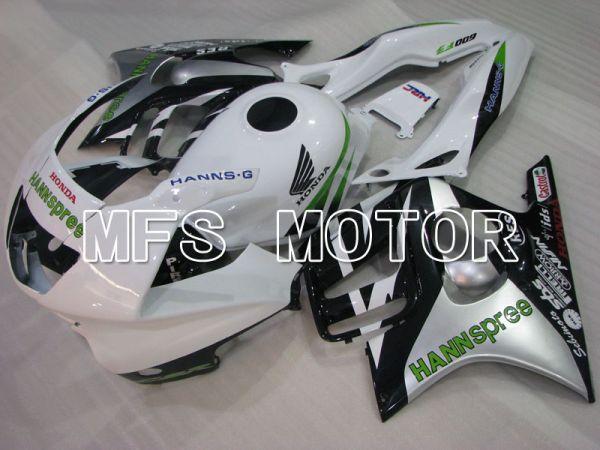 Honda CBR600 F3 1995-1996 Injection ABS Fairing - HANN Spree - Black White - MFS3040