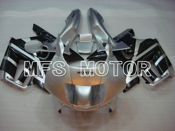 Honda CBR600 F3 1995-1996 Injection ABS Fairing - Factory Style - Black Silver - MFS3045