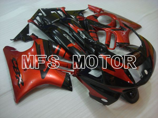 Honda CBR600 F3 1995-1996 Injection ABS Fairing - Factory Style - Black Red - MFS3046