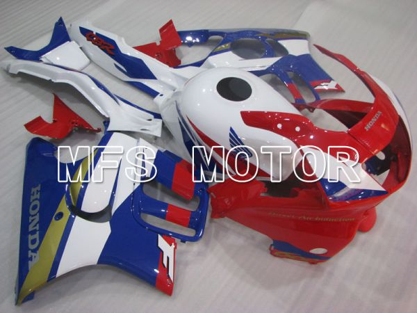 Honda CBR600 F3 1997-1998 Injection ABS Fairing - Factory Style - Blue Red White - MFS3069
