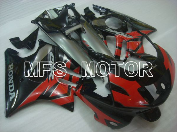 Honda CBR600 F3 1997-1998 Injection ABS Fairing - Factory Style - Black Red - MFS3071
