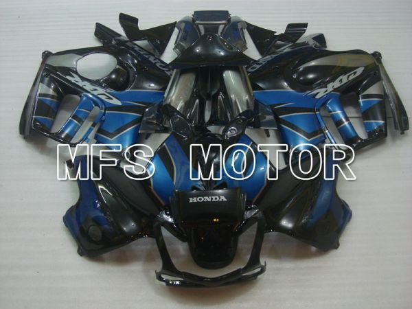 Honda CBR600 F3 1997-1998 Injection ABS Fairing - Factory Style - Black Blue - MFS3075