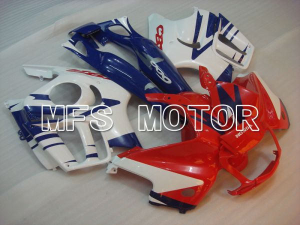 Honda CBR600 F3 1997-1998 Injection ABS Fairing - Factory Style - Blue Red White - MFS3077