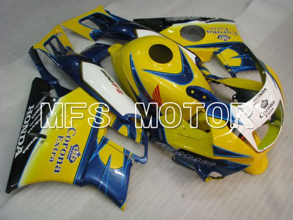 Honda CBR600 F2 1991-1994 ABS Fairing - Corona - Yellow - MFS3082