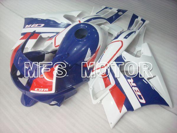 Honda CBR600 F2 1991-1994 ABS Fairing - Factory Style - Blue White - MFS3087
