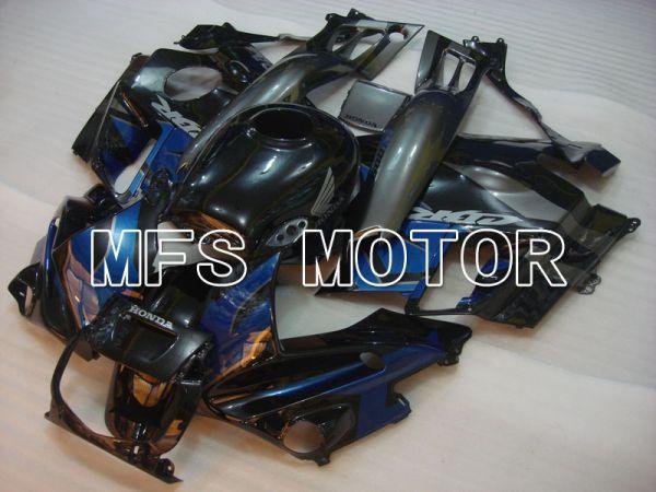 Honda CBR600 F2 1991-1994 ABS Fairing - Factory Style - Black Blue - MFS3090