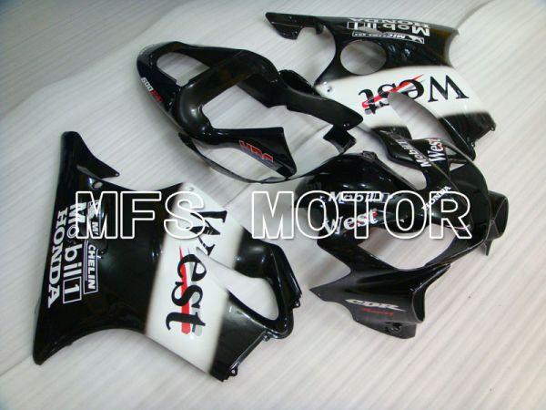 Honda CBR600 F4i 2001-2003 Injection ABS Fairing - Repsol - Black White - MFS3164