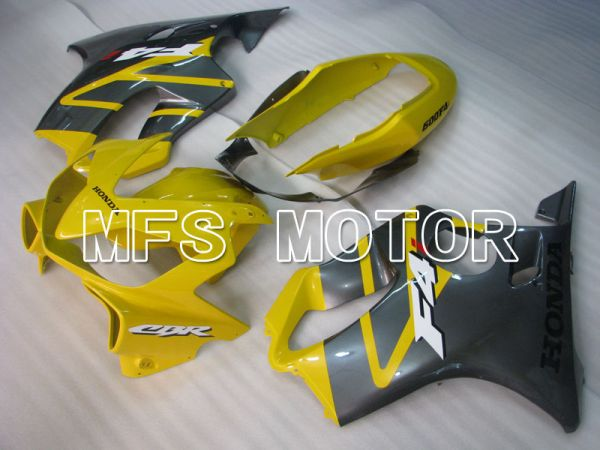 Honda CBR600 F4i 2004-2007 Injection ABS Fairing - Factory Style - Black Yellow - MFS3181