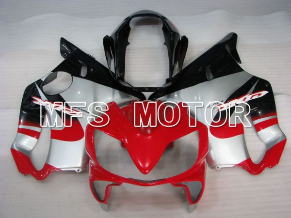 Honda CBR600 F4i 2004-2007 Injection ABS Fairing - Factory Style - Black Red Silver - MFS3182