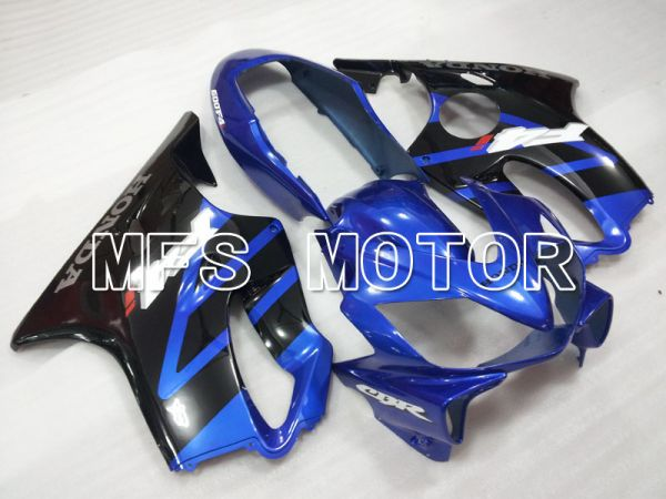 Honda CBR600 F4i 2004-2007 Injection ABS Fairing - Factory Style - Black Blue  - MFS3186