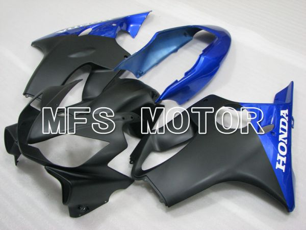 Honda CBR600 F4i 2004-2007 Injection ABS Fairing - Factory Style - Black Blue Matte - MFS3187