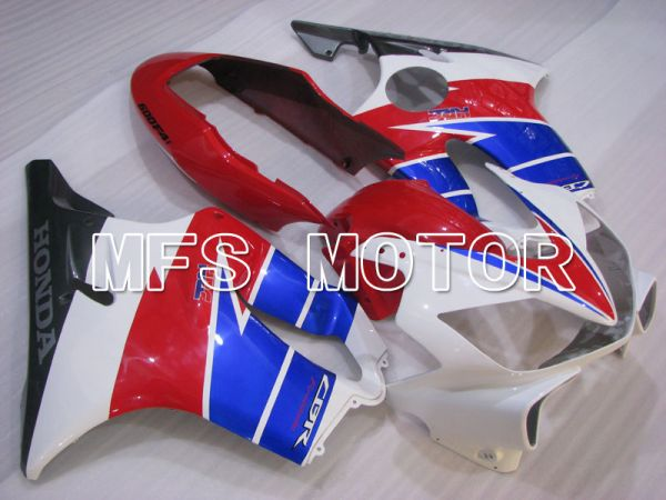 Honda CBR600 F4i 2004-2007 Injection ABS Fairing - HRC - Blue Red White - MFS3189