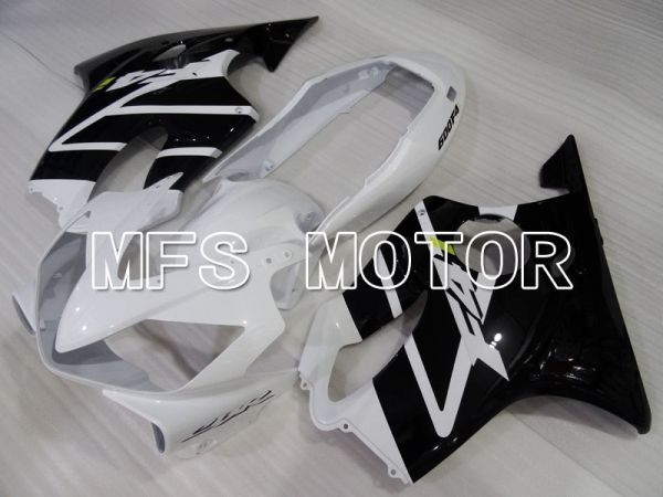 Honda CBR600 F4i 2004-2007 Injection ABS Fairing - Factory Style - Black White - MFS3190