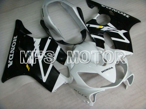 Honda CBR600 F4i 2004-2007 Injection ABS Fairing - Factory Style - Black White - MFS3193
