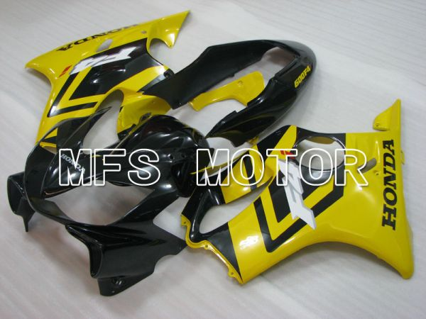 Honda CBR600 F4i 2004-2007 Injection ABS Fairing - Factory Style - Black Yellow - MFS3194