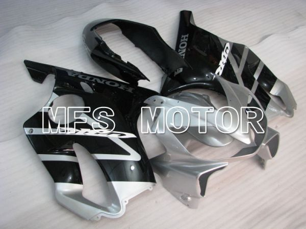 Honda CBR600 F4i 2004-2007 Injection ABS Fairing - Factory Style - Black White - MFS3195