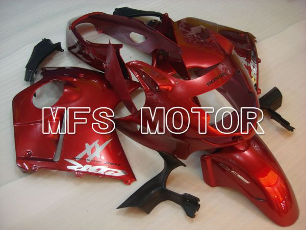 Honda CBR1100XX 1996-2007 Injection ABS Fairing - Factory Style - Red - MFS3251