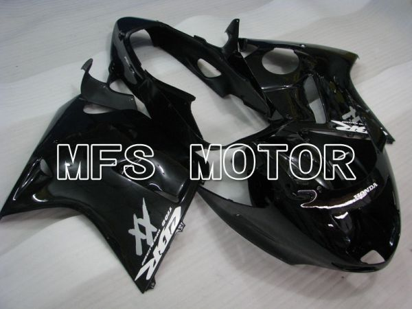 Honda CBR1100XX 1996-2007 Injection ABS Fairing - Factory Style - Black - MFS3255