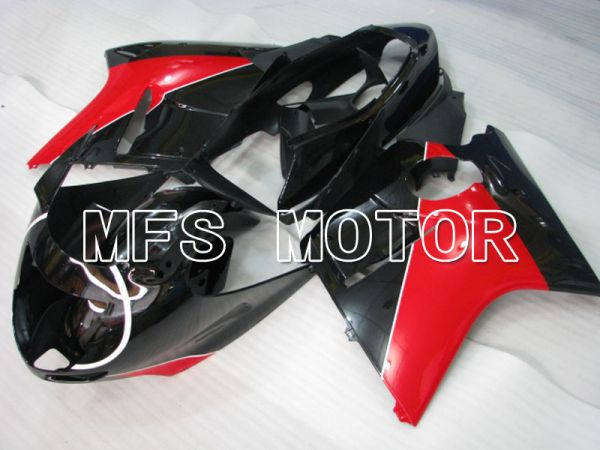 Honda CBR1100XX 1996-2007 Injection ABS Fairing - Factory Style - Black Red - MFS3257
