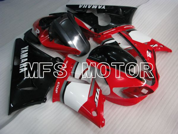 Yamaha YZF-R1 2000-2001 Injection ABS Fairing - Factory Style - Black Red White - MFS3285