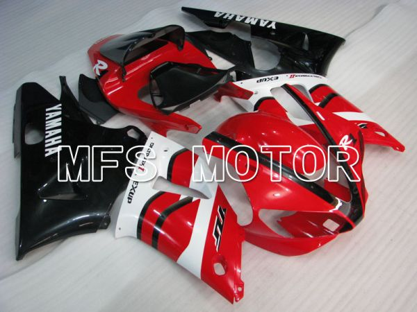 Yamaha YZF-R1 2000-2001 Injection ABS Fairing - Factory Style - Black Red White - MFS3286