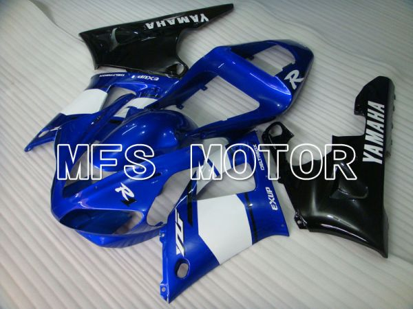 Yamaha YZF-R1 2000-2001 Injection ABS Fairing - Factory Style - Blue Black - MFS3289