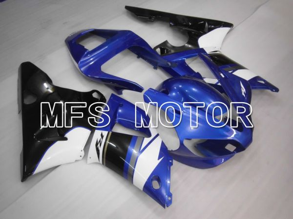 Yamaha YZF-R1 2000-2001 Injection ABS Fairing - Factory Style - Blue White - MFS3290