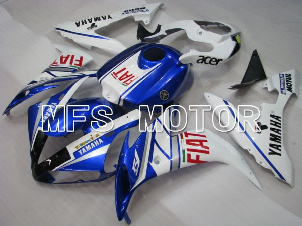 Yamaha YZF-R1 2004-2006 Injection ABS Fairing - FIAT - Blue White - MFS3303