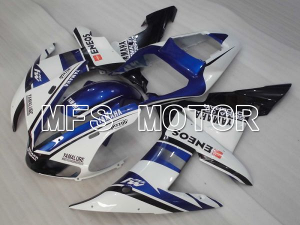 Yamaha YZF-R1 2002-2003 Injection ABS Fairing - ENEOS - Blue White - MFS3307