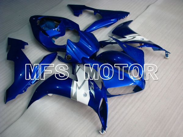 Yamaha YZF-R1 2004-2006 Injection ABS Fairing - Factory Style - Blue - MFS3325