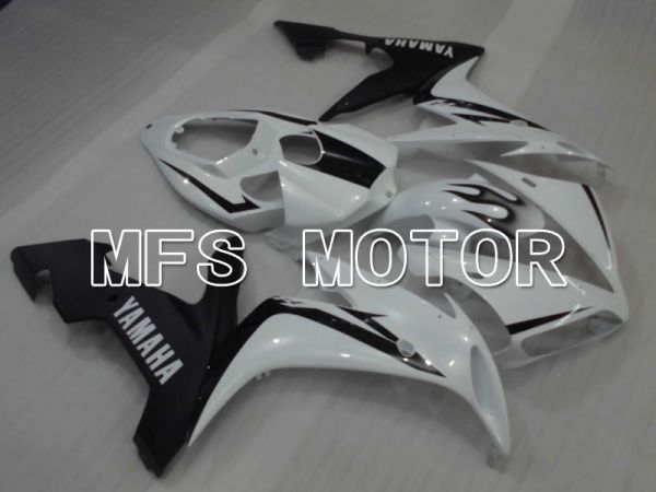 Yamaha YZF-R1 2004-2006 Injection ABS Fairing - Factory Style - Black White - MFS3342