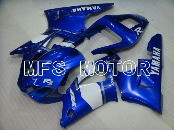 Yamaha YZF-R1 1998-1999 Injection ABS Fairing - Factory Style - Blue - MFS3361