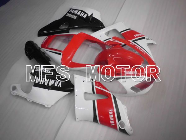 Yamaha YZF-R1 1998-1999 Injection ABS Fairing - Factory Style - Red White - MFS3374