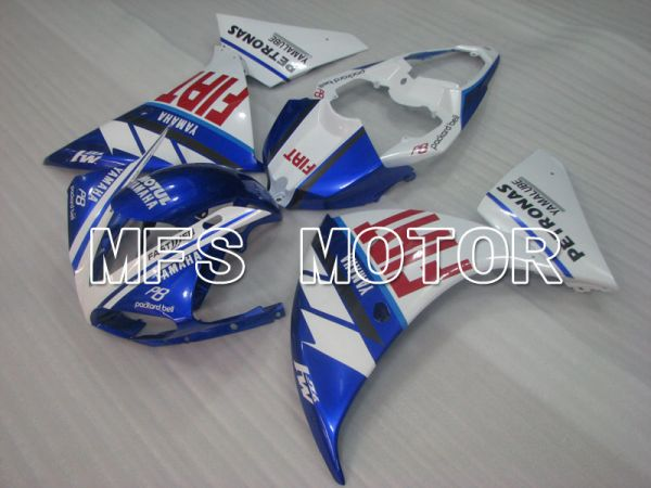 Yamaha YZF-R1 2009-2011 Injection ABS Fairing - FIAT - Blue White - MFS3375