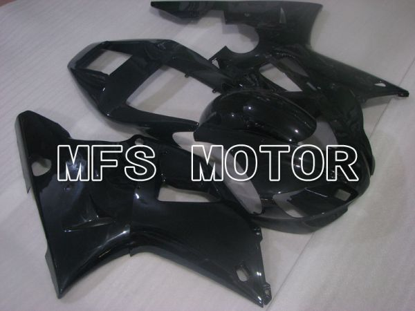 Yamaha YZF-R1 1998-1999 Injection ABS Fairing - Factory Style - Black - MFS3383