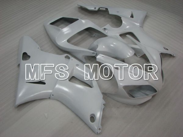 Yamaha YZF-R1 1998-1999 Injection ABS Fairing - Factory Style - White - MFS3390